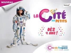 La Cité des Petits © Cité de l'Espace