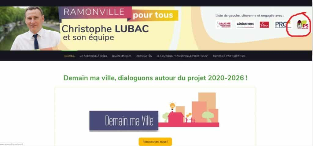 site internet Lubac
