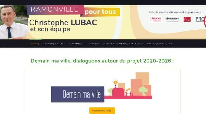 site internet Lubac