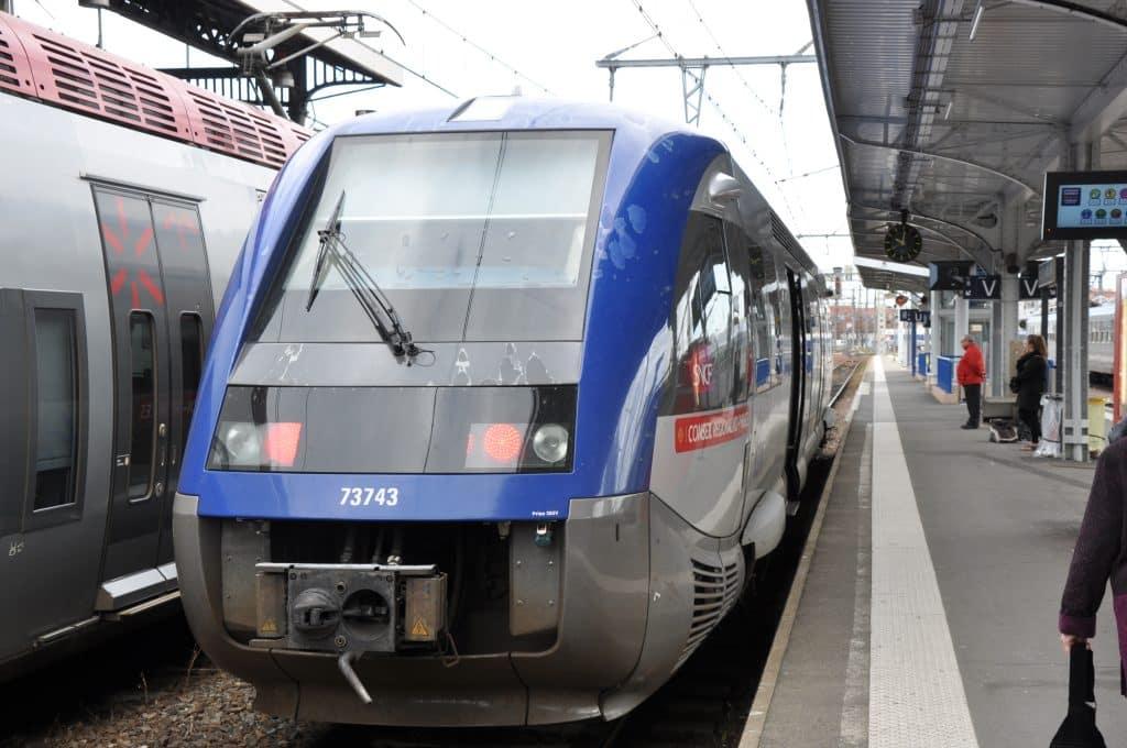 trains SNCF Occitanie confinement