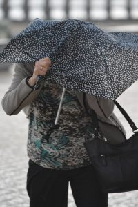 météo Toulouse vent parapluie