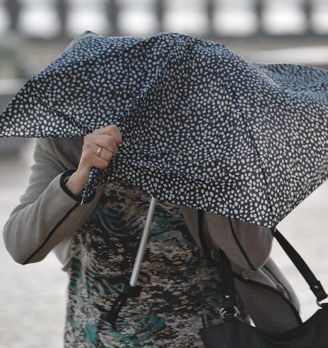 météo mardi vent parapluie averses Toulouse