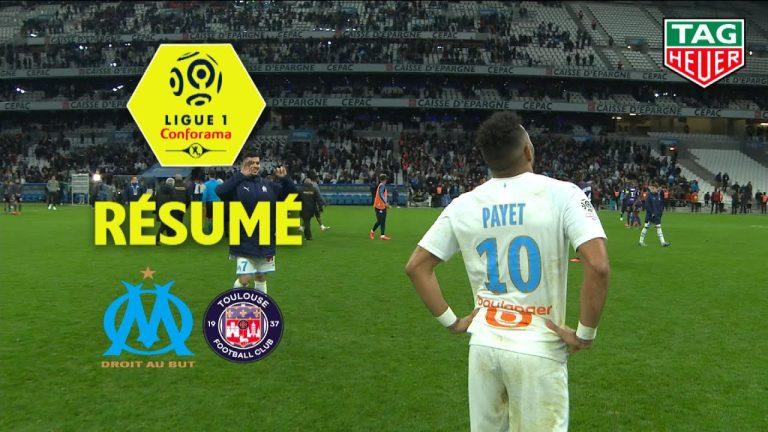 Vidéo: OM-TFC, la frappe magistrale de Payet qui assomme les Toulousains (0-1)