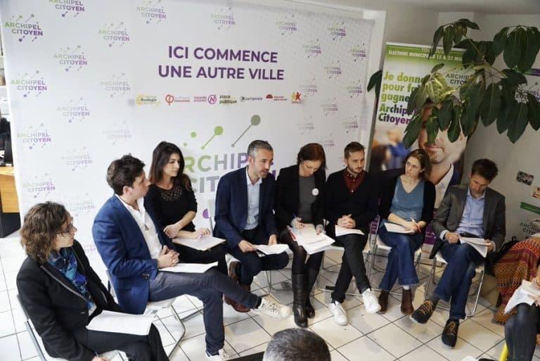 Archipel Citoyen mobilisé contre le «danger» d'un nouveau mandat de Jean-Luc Moudenc