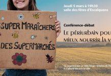 conférence-débat agriculture périurbaine
