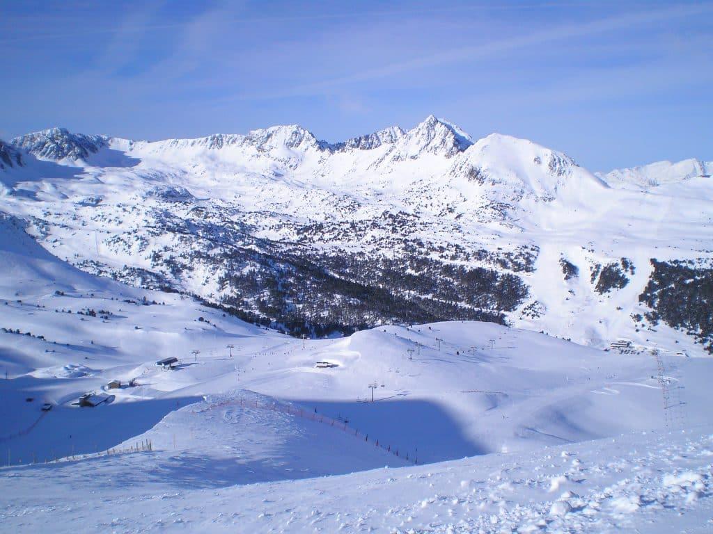 Grand Valira Andorre ski