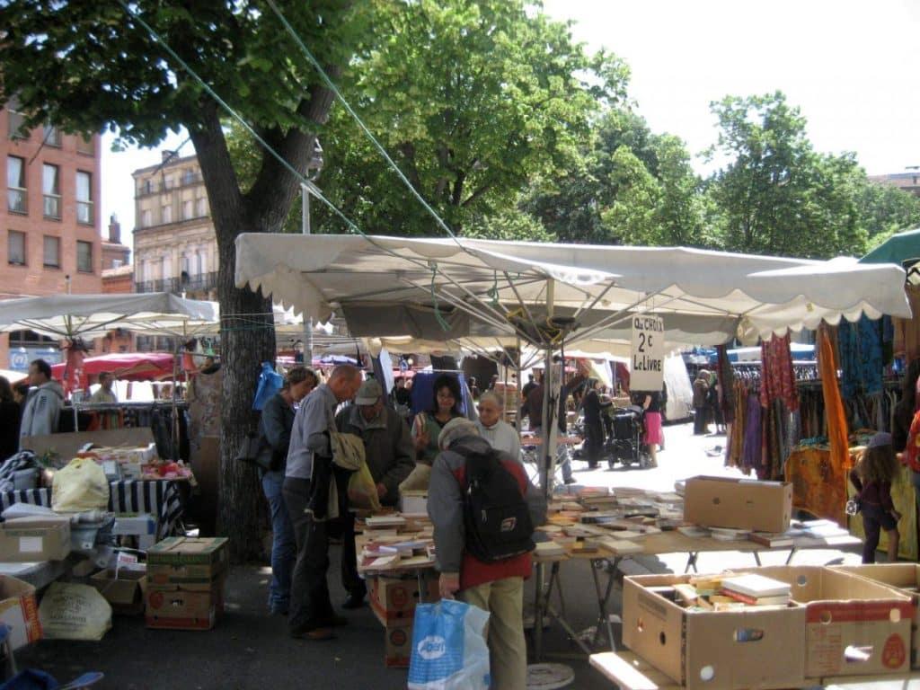 Marché_brocante_St Sernin