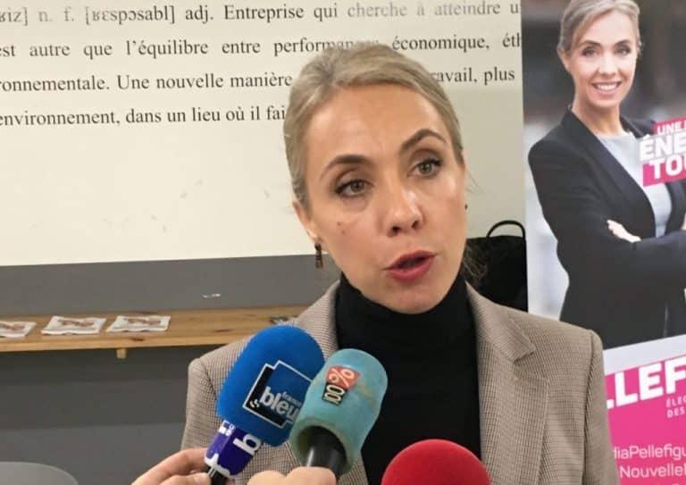 Nadia Pellefigue se retire des municipales à Toulouse