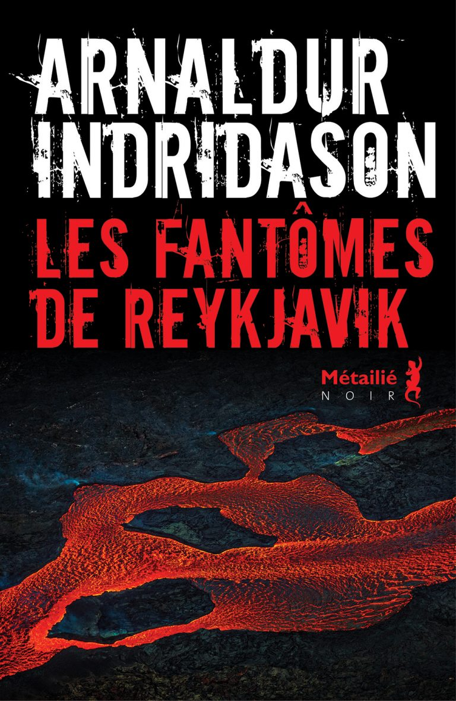CONCOURS – GAGNEZ LE LIVRE «Les fantômes de Reykjavik»