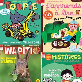 Milan Presse offre 5000 magazines à des écoles du Grand Mirail à Toulouse