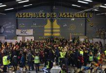 assemblée Gilets jaune Toulouse