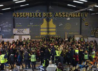 L'antenne des Gilets jaunes de Toulouse - fontaine Goudouli adresse une lettre ouverte aux élus des scrutins en Occitanie du 27 juin dernier ©open source