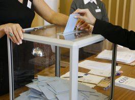 urne élection municipales