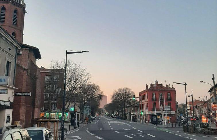 Un pic de pollution à l'ozone relevé à Toulouse aujourd'hui