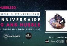 Cité espace_30 ans Hubble