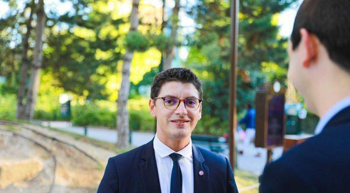 Mickael Nogal député LREM