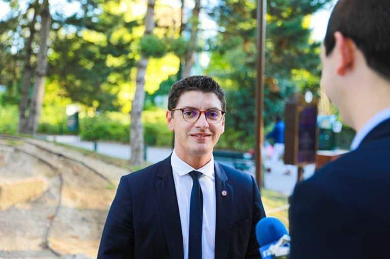 Mickaël Nogal, un député haut-garonnais au cœur de l'action contre la pandémie