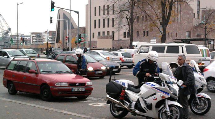 motards police nationale