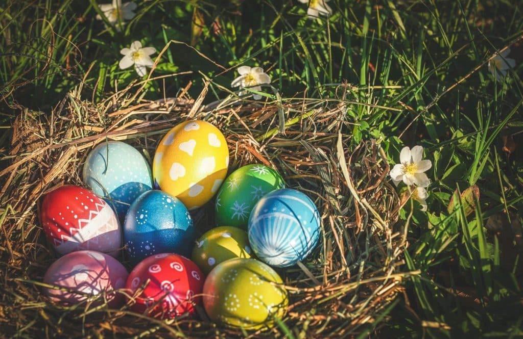 Oeufs Pâques
