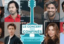 concert confinés