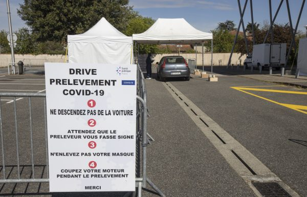 dépistage coronavirus