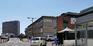 Le drive de dépistage de la clinique Pasteur à Toulouse©Pasteur