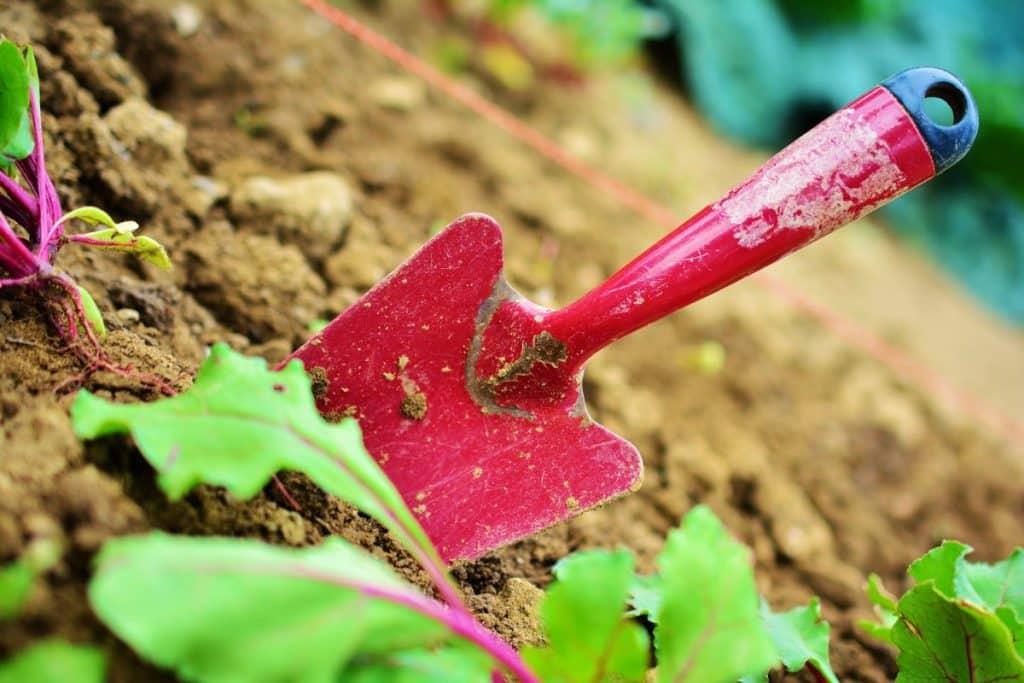 jardinage déchets verts