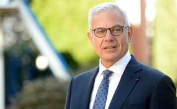 Alain Di Crescenzo, le président de la Chambre de Commerce et d'Industrie Occitanie © David Bécus