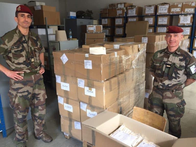 Des clubs sportifs d'Occitanie offrent 20 000 masques aux Ehpad