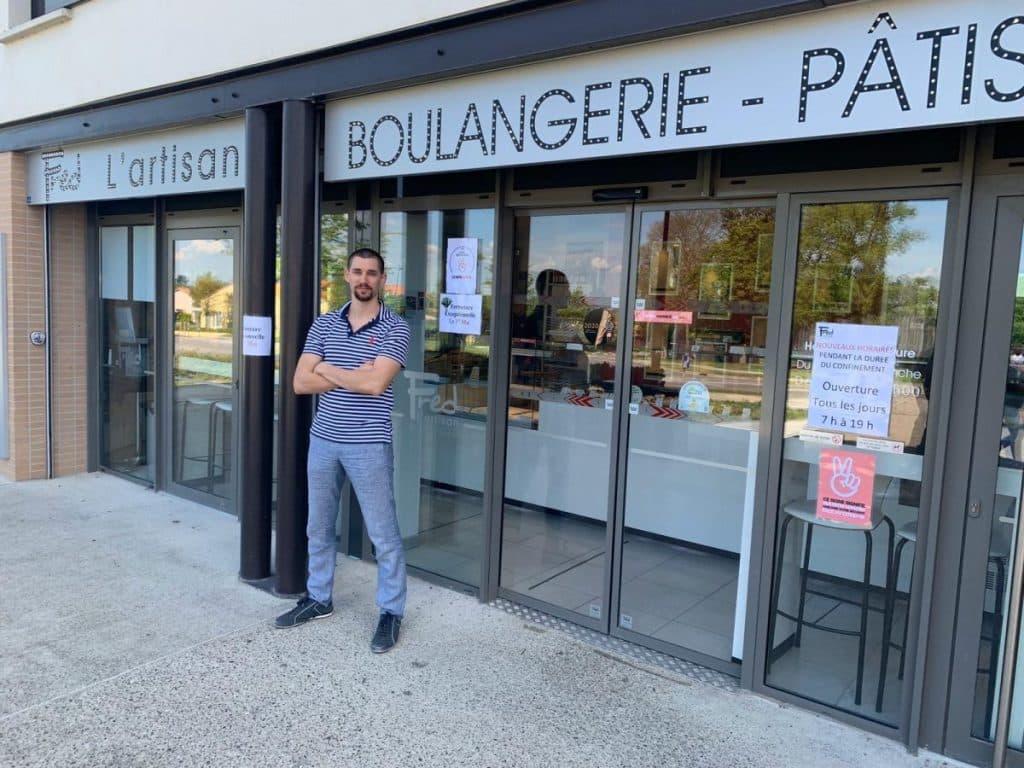 Fred l'Artisan Boulanger (Ramonville Saint-Agne)