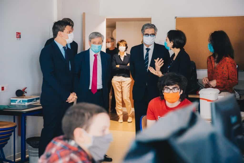 déconfinement rentrée collèges Haute-Garonne