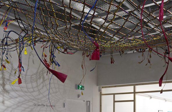 """Exposition """"Nous ne savions pas ce que nos yeux regardaient"""" Alexandre Curnier © Fondation écureuil"""