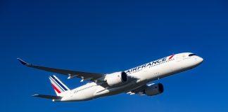Air France-KLM, Total, ADP et Airbus ont réalisé le premier vol long-courrier avec du carburant durable produit en France ©Airbus-SAS-scaled