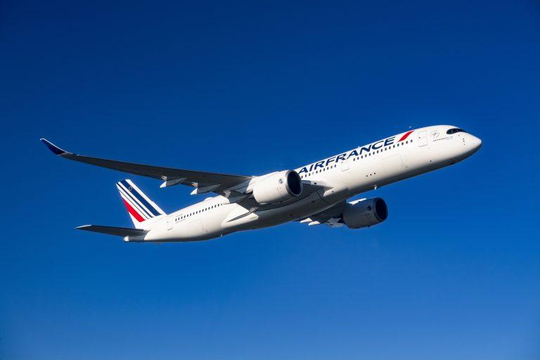 Air France annonce le premier vol long-courrier avec du carburant durable produit en France