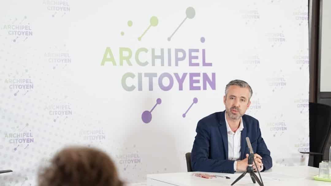 Archipel Citoyen Antoine programme Maurice bouclier social