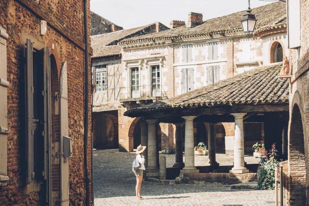 Auvillar village préféré