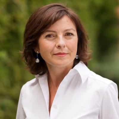 Carole Delga, tête de liste L'Occitanie en commun aux régionales, répond à l'enquête de l'Observatoire de la RSE dans les Régions françaises ©Twitter Carole Delga