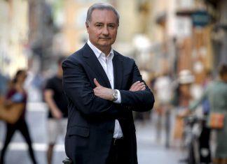Jean-Luc Moudenc en réaction aux résultats des élections départementales en Haute-Garonne ©XAVIER DE FENOYL