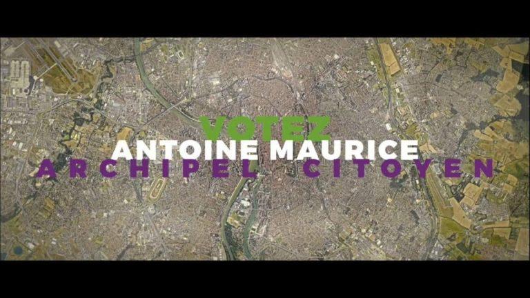 Archipel Citoyen dévoile son clip de campagne pour le second tour