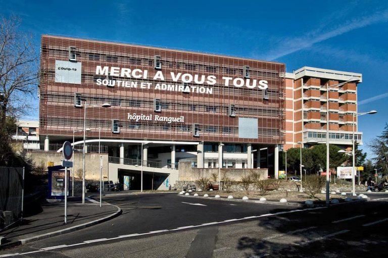 Covid. Les services hospitaliers toujours sous pression en Occitanie.