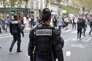 Gendarmerie zone découpage