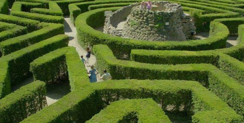 Labyrinthe Merville