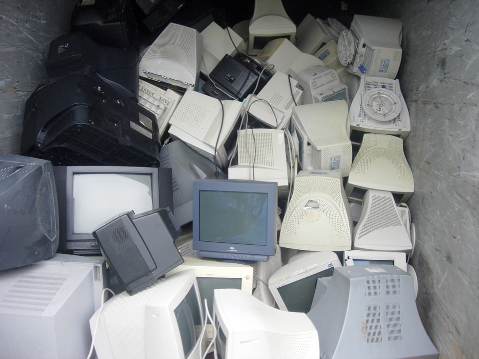 recyclage appareils électriques