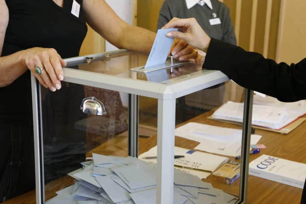 élections régionales scrutin