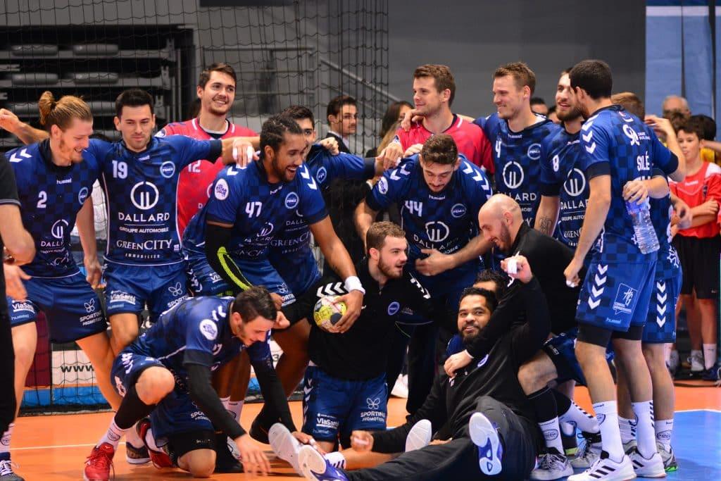 Tous les matchs du Fenix Toulouse handball seront retransmis d'une façon ou d'une autre