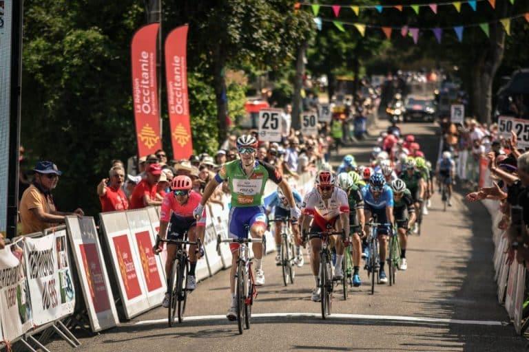 La 3e étape de la Route d'Occitanie est partie de Saint-Gaudens