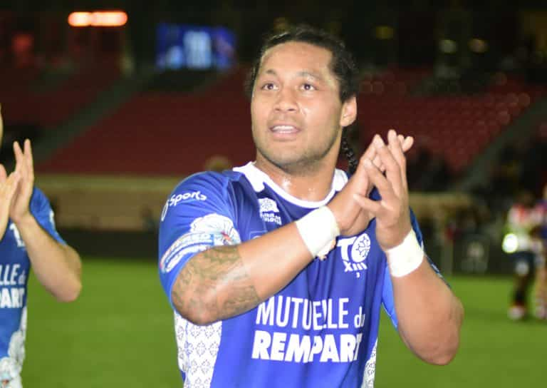 Constantine Mika quitte le Toulouse Olympique XIII