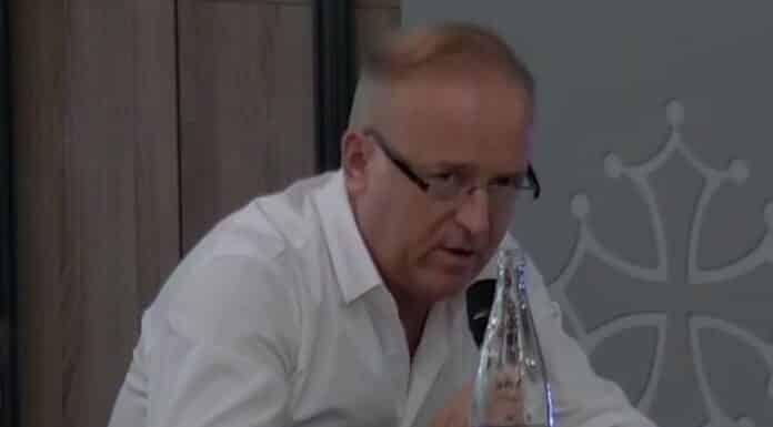 Marc Péré dénonce l'élection des représentants du SDEHG en Conseil communautaire
