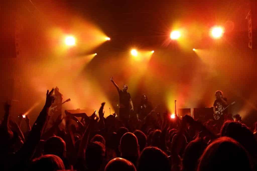 Le Bikini concerts
