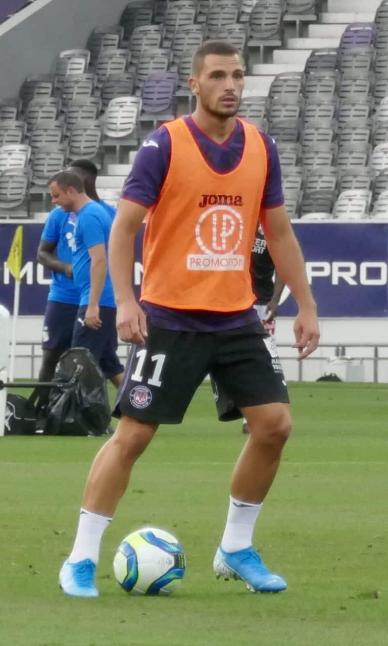 TFC : Quentin Boisgard quitte le club pour Lorient